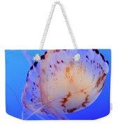 Jellyfish 5 Weekender Tote Bag