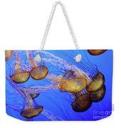 Jellyfish 6 Weekender Tote Bag