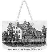 Jemima Wilkinson Weekender Tote Bag
