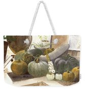 Jennifer's Pumpkins Weekender Tote Bag