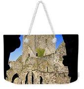 Jerpoint Abbey In Kilkenny Weekender Tote Bag
