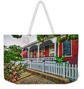 Jerry Arnold - Home Weekender Tote Bag
