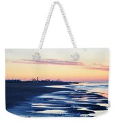 Jersey Shore Sunrise Weekender Tote Bag