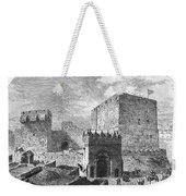 Jerusalem: Citadel Weekender Tote Bag
