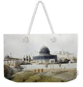 Jerusalem Close Up Weekender Tote Bag