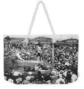 Jess Willard (1883-1968) Weekender Tote Bag