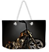 Jesse James Bike 2 Detroit Mi Weekender Tote Bag