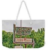 Jess's Drive Inn Weekender Tote Bag