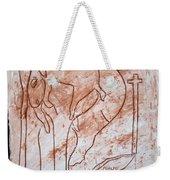 Jesus The Good Shepherd - Tile Weekender Tote Bag