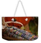 Jewel Tone Kernels Weekender Tote Bag