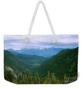 Jewell Basin- Mt Weekender Tote Bag