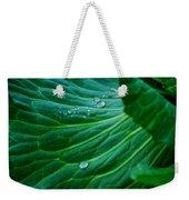 Jewels Of Water Weekender Tote Bag