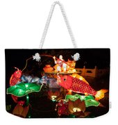 Jiang Tai Gong Fishing Weekender Tote Bag