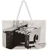 Jiffy Kodak Vp Camera Weekender Tote Bag