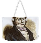 J�ns Jacob Berzelius, Father Of Swedish Weekender Tote Bag