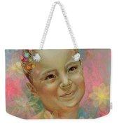 Joana's Portrait Weekender Tote Bag