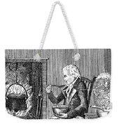 Joel Barlow Frontispiece Weekender Tote Bag