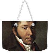 Johann Hummel (1778-1837) Weekender Tote Bag by Granger