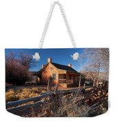 John And Ellen Wood Home Weekender Tote Bag