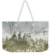John Brown, American Abolitionist Weekender Tote Bag