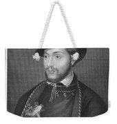 John Dudley (1502?-1553) Weekender Tote Bag