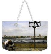 John Finley Walk V Weekender Tote Bag