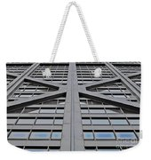 John Hancock's X Weekender Tote Bag