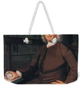 John Harrison, English Inventor Weekender Tote Bag by Photo Researchers