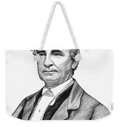 John Hunn (1818-1894) Weekender Tote Bag