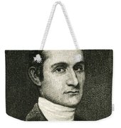 John Jay, American Founding Father Weekender Tote Bag by Photo Researchers