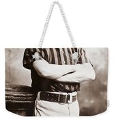 John M. Ward (1860-1925) Weekender Tote Bag