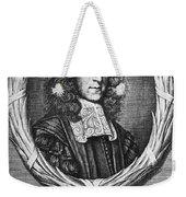John Mayow (1640-1679) Weekender Tote Bag