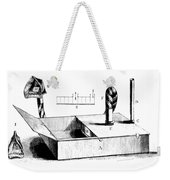 John Snows Ether Inhaler, 1847 Weekender Tote Bag