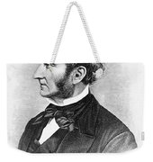 John Stuart Mill Weekender Tote Bag