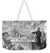 John Tyndall (1820-1893) Weekender Tote Bag