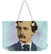 John Wilkes Booth, Assassin Weekender Tote Bag