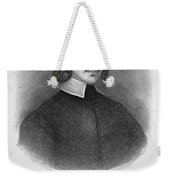 John Winthrop The Younger Weekender Tote Bag