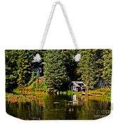 Johnny Sack Cabin II Weekender Tote Bag by Robert Bales