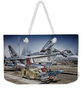 Joint Operations V3 Weekender Tote Bag