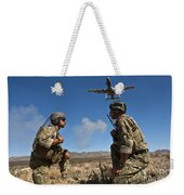Joint Terminal Attack Controllers Call Weekender Tote Bag