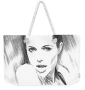 Jolie Waterfall Weekender Tote Bag