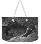 Jonah & The Whale Weekender Tote Bag by Granger