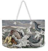 Jonah Weekender Tote Bag