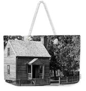 Jones Law Office Appomattox Virginia Weekender Tote Bag by Teresa Mucha