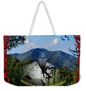Jorma- Song For The High Mountain Weekender Tote Bag