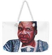 Joseph Ki-zerbo Weekender Tote Bag