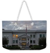 Josephine County Court House Weekender Tote Bag