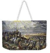 Joshua Weekender Tote Bag