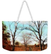 Journey To The Past Weekender Tote Bag
