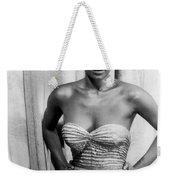 Joyce Bryant, 1953 Weekender Tote Bag by Granger
